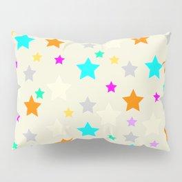 American Mutt Stars Pillow Sham