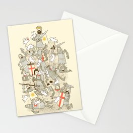 Bad Tempered Rodents Stationery Cards
