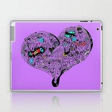 Heartfull en colour Laptop & iPad Skin