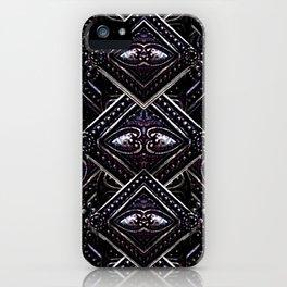 Luxury Jewels Pattern iPhone Case