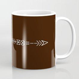 Arrow II Coffee Mug