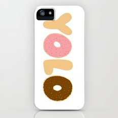 YOLO Donuts Slim Case iPhone (5, 5s)