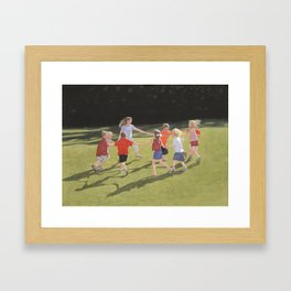 Dunwoody Park Framed Art Print