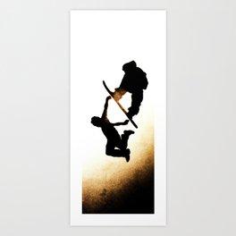 Free Fall I Art Print