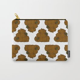 Poop & Flies Carry-All Pouch