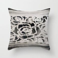 Lace 1 Throw Pillow