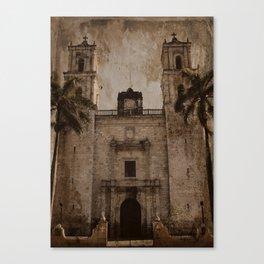 San Servacio o Gervasio [Grunge] Canvas Print