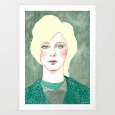Sonja Art Print