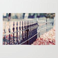 Autumn Fence Rug