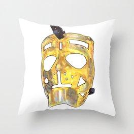 Sawchuk - Mask Throw Pillow