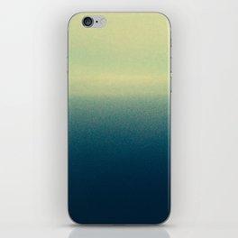 Sky Meets Ocean iPhone Skin