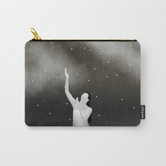 Worshipping the Moon Carry-All Pouch