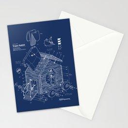 Trojan Rabbit Stationery Cards