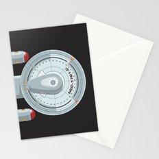 Enterprise - Star Trek Stationery Cards