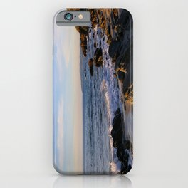 Second Valley iPhone Case