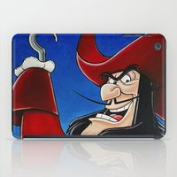 hook iPad Cases featuring Hook by Laura-A