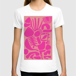Other pink shapes T-shirt