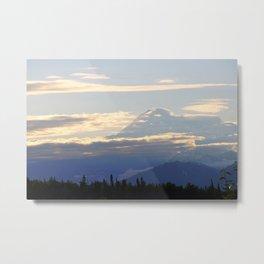 Denali (Mount McKinley) Metal Print
