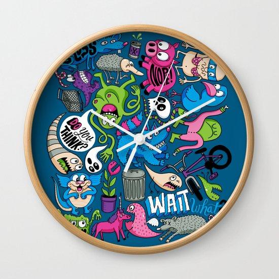 Gross Wall Clock
