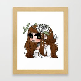 Light Lolita Framed Art Print