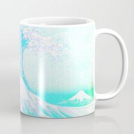 The Great Wave Unicorn Coffee Mug