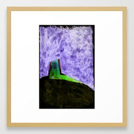 Artist Place Framed Art Print