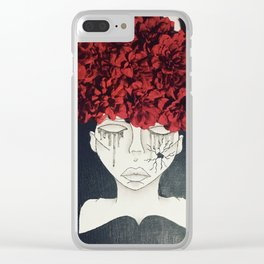 Madeline Clear iPhone Case