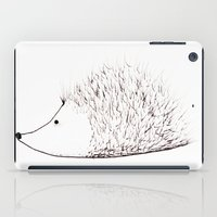 animal crew iPad Cases featuring crew cut by gaus