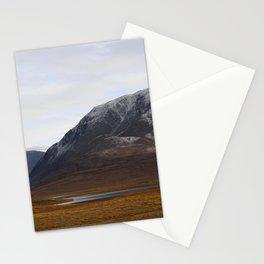 Alaska Range in Autumn Stationery Cards