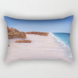 Pure Shores Rectangular Pillow