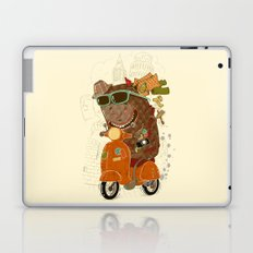 Packed and ready to go Laptop & iPad Skin