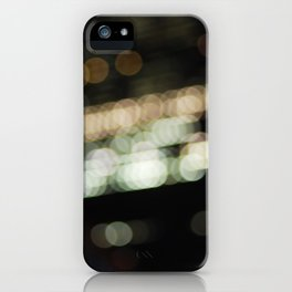 NYC Bokeh iPhone Case