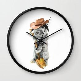 JOHNNY CARRO Wall Clock