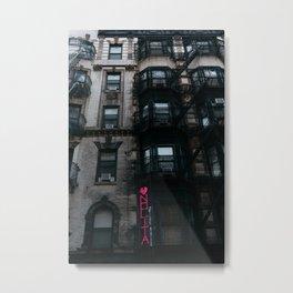 Nolita II Metal Print