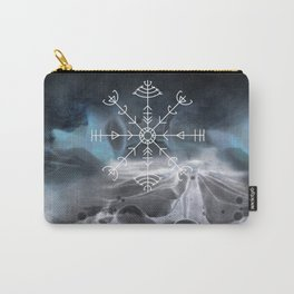 Icelandic Bind Rune - Veldgismagn  Carry-All Pouch