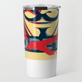 DISOBEY Travel Mug