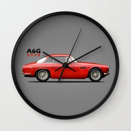 The A6G 2000 Wall Clock