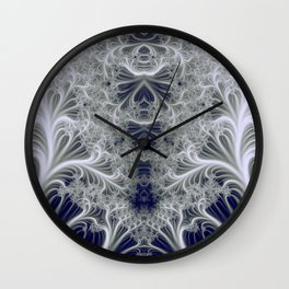 Magic trees Wall Clock