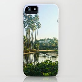 Echo Park iPhone Case