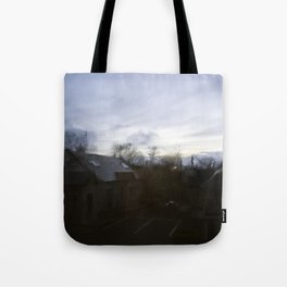 Dawn or Dusk Tote Bag