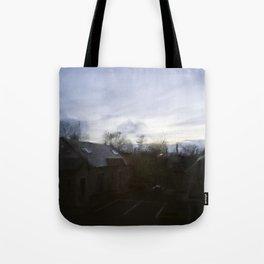 Dawn or Dusk Tote Bag