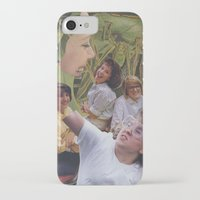 sisters iPhone & iPod Cases featuring Sisters by Jon Duci