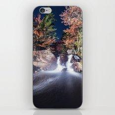Panoramic Flow iPhone & iPod Skin