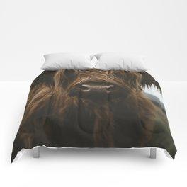 Scottish Highland Cattle Comforters