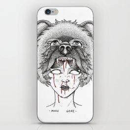 More Gore iPhone Skin