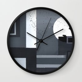 Perfectionist Wall Clock