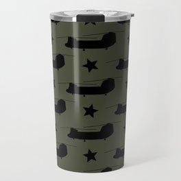CH-47 Chinook Pattern Travel Mug