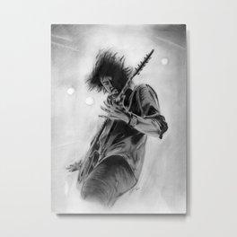 Dave Grohl Metal Print