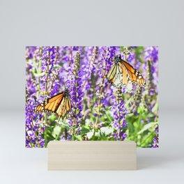 Monarch Butterfly 6 Mini Art Print