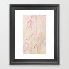 Whisper in The Wind  Framed Art Print